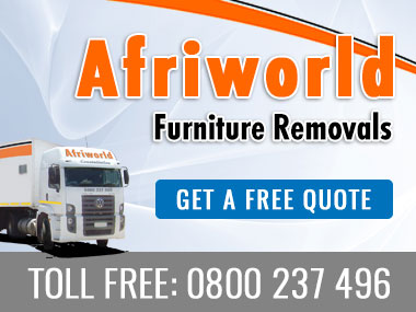 Afriworld Furniture Removals and Transport - Whether a residential or corporate relocation, Afriworld provides you with the best furniture removal services at the best prices. Why cause unnecessary stress for your family or office staff? Rather move with champions.
