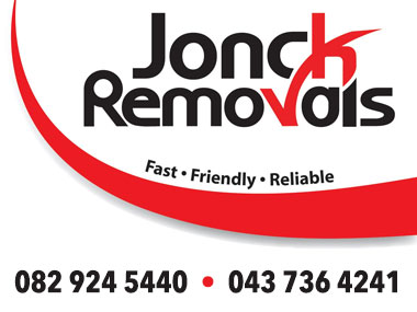Jonck Removals - Jonck Removals has been specializing in furniture removals since 1997.  Our trucks are fully enclosed and secure.  Stock-in-transit insurance is included with every load.  We offer fast and friendly service at a good price.