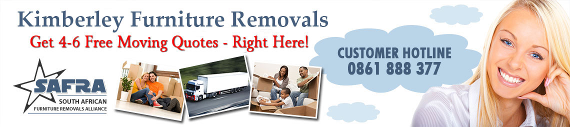 Kimberley Furniture Removals | Local Office Removals