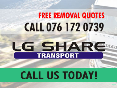 LG Share Transport - Every household move is unique and each customer has specific requirements. At LG Share Transport we understand and adapt to these needs. Each of our employees is committed to providing smooth, positive moving experience.
